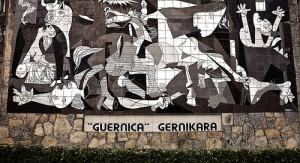 Cuadro Guernica de Picasso